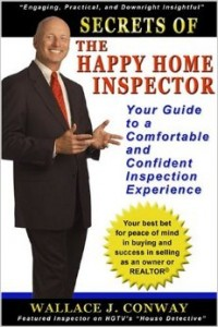 The Happy Home Inspector Wally Conway